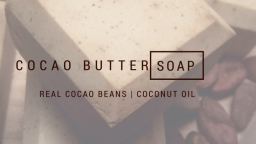 Cocao Butter Soap