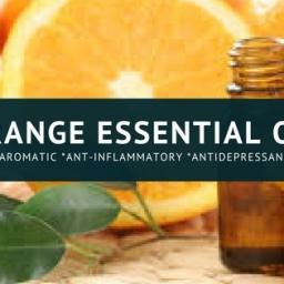 The Wonderful Properties of Orange Essential Oil