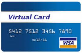 Virtual card num