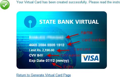 virtual card number g-e30556d09421d82815a8b1e954dbd968