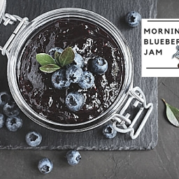 Morning Blueberry Jam
