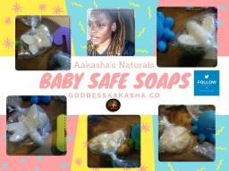 Klean Kids Korner Presents Baby Safe Soaps!