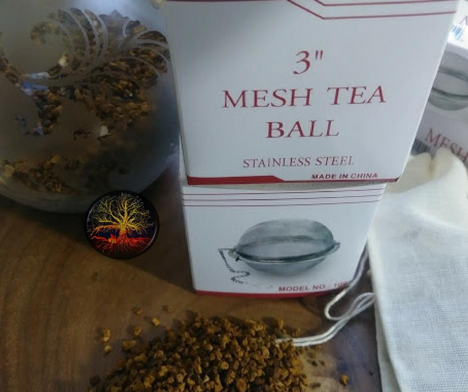 Mesh Tea Ball (1)