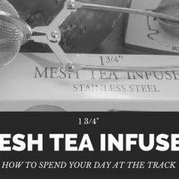 Mesh Tea Infusers 1 3/4″