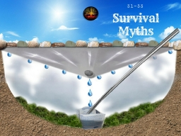 Myths About Survival That Could Possibly Get You Killed 31-33