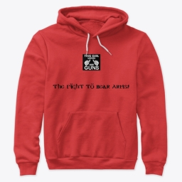 This Girl Loves Her Guns Hoodie! Products from Soul Alchemy | Teespring